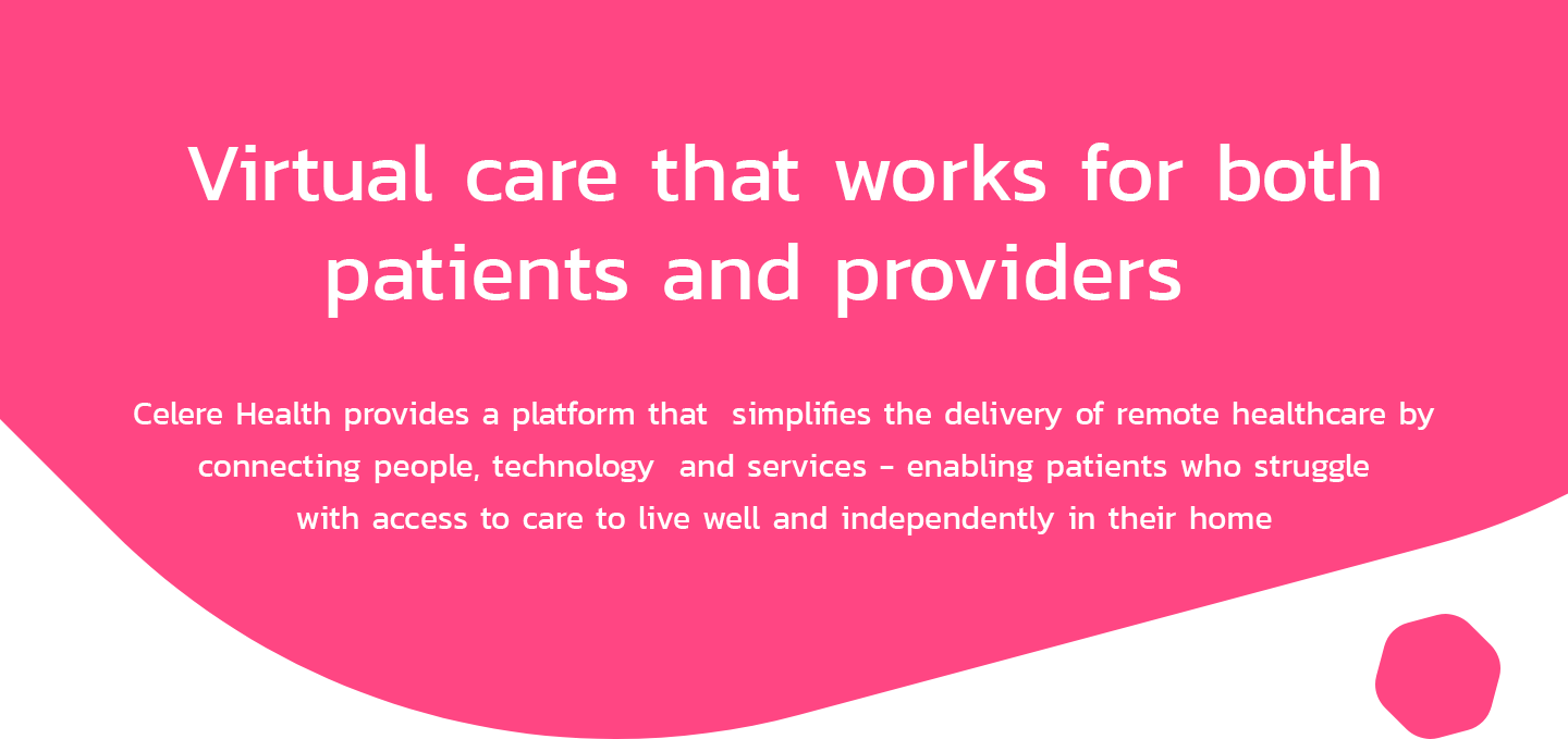 Virtual care that works for both patients and providers.
